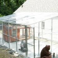 Galvanized Enclosure