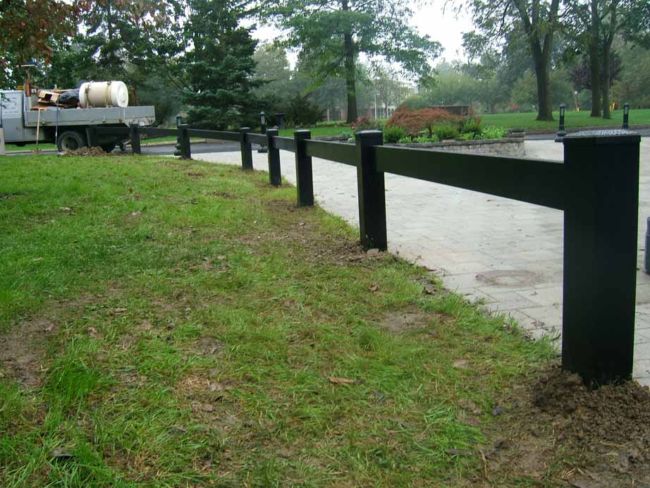 Vanguard Aluminum - Guard Rail