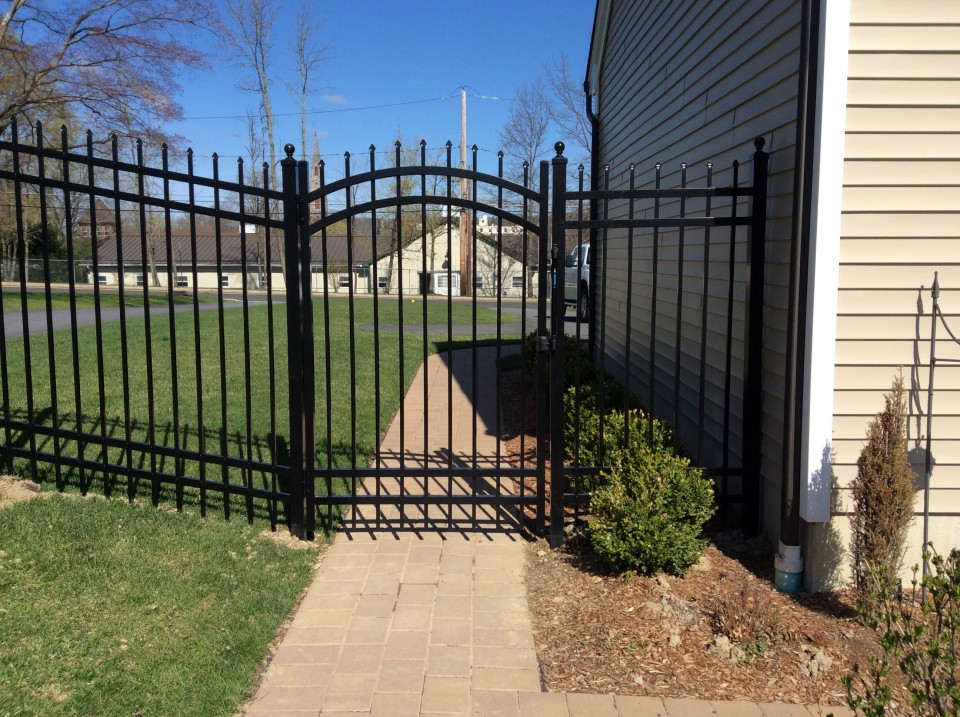 Arch Gate A-1