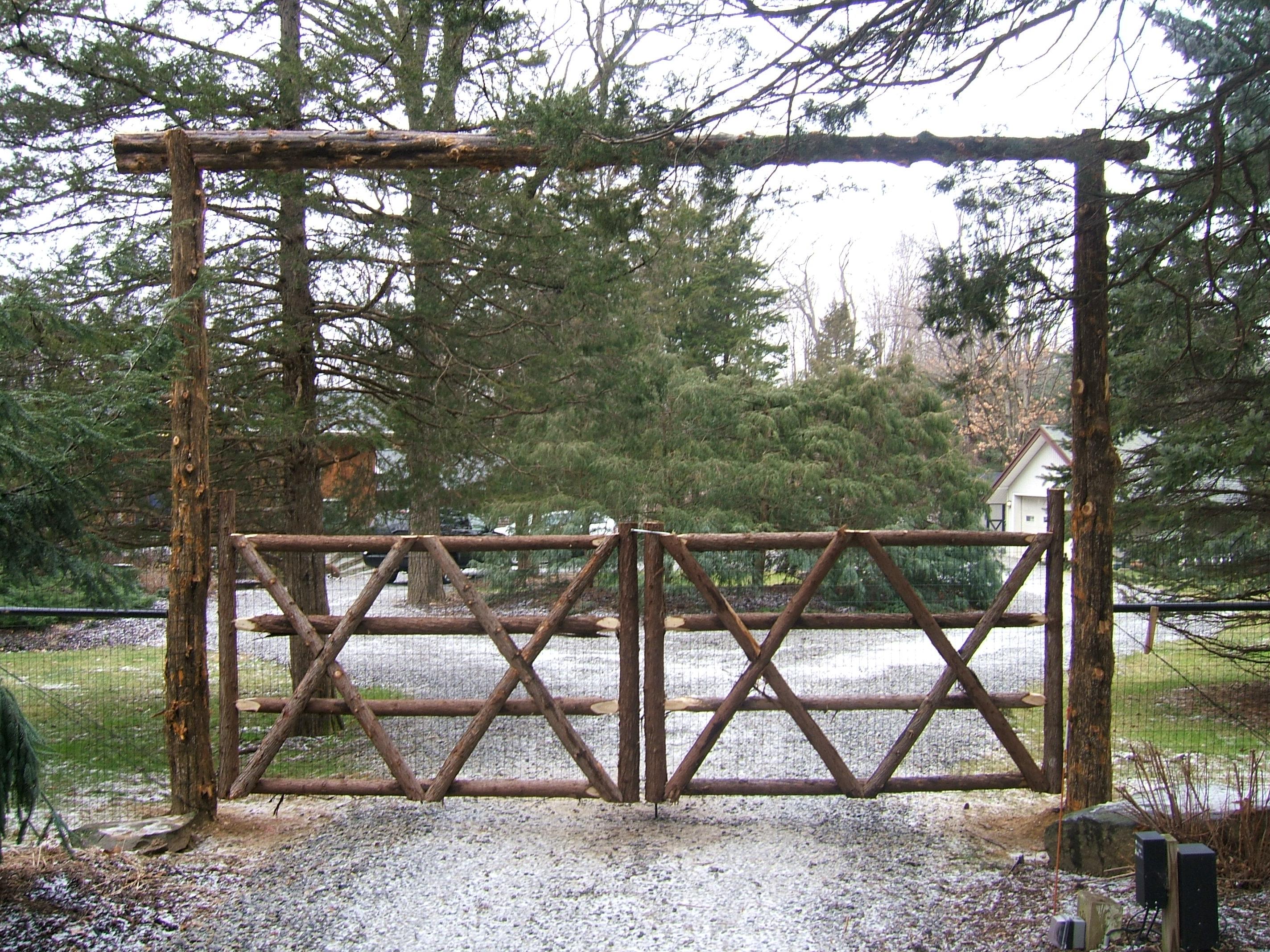 Cedar Arch