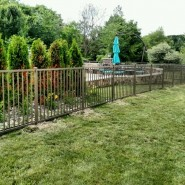 Pool Fence With Gates